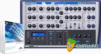 Novation V-Station VSTi 1.7
