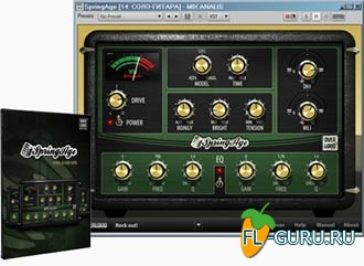 Overloud SpringAge VST 1.0.5 PC 32/64 bit