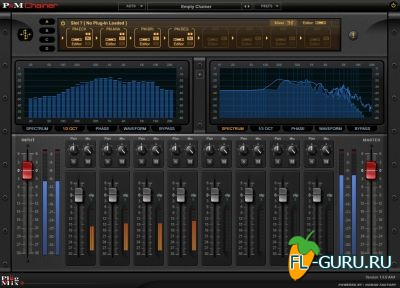 Plug And Mix - Chainer 1.2.0 VST, AAX, AU WIN.OSX x86 x64 [05.2015]