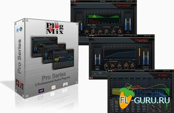 Plug & Mix PRO Series 1.0.1 WIN x86/x64