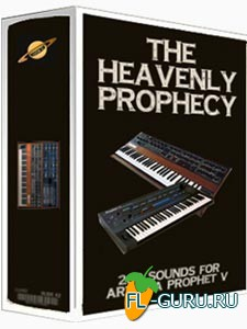 Пресеты. Musicrow - The Heavenly Prophecy soundest for Arturia Prophet V