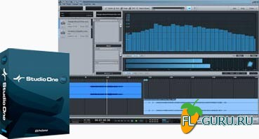 Presonus Studio One Professional 2.5 WIN.OSX