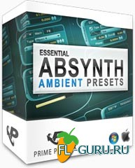 Prime Loops Essential Ambient Presets for Absynth