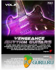 reFX Vengeance Rhythm Guitars Vol. 2 - библиотека сэмплов(Wave)
