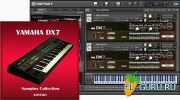 Samples Collection YAMAHA DX7