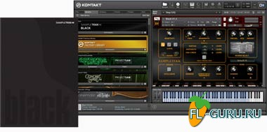 SampleTekk Black 1.2