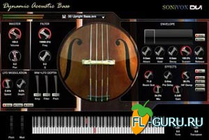 SONiVOX Dynamic Acoustic Bass