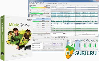 Sony ACID Music Studio 9.0 Build 35 х86/х64