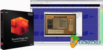 SONY Sound Forge Pro 11.0 build 234