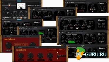 Sound Toys Bundle VST RTAS