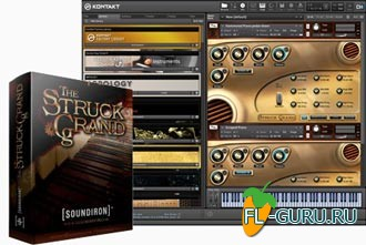 Soundiron Struck Grand v.1.0