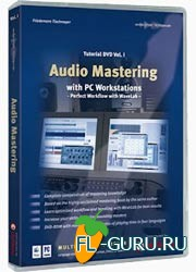 Steinberg Audio Mastering Tutorial DVD Vol.I - видеоуроки на русском