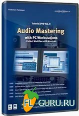 Steinberg Audio Mastering Tutorial DVD Vol.II - видеоуроки на русском