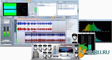 Steinberg Cubase Elements 8 и Steinberg WaveLab Elements 8 x86/x64