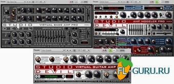 Studio Devil Plugins Pack 20/10/2011