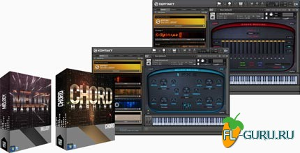 StudiolinkedVST Urban Music Theory Collection Chord and Melody Machines