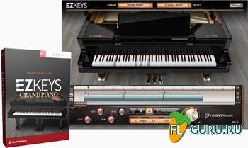 Toontrack EZkeys Grand Piano 1.0.1 x86/x64(плюс Toontrack.EZkeys.Player.v1.1.1)