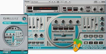 Ultimate Sound Bank PlugSound Vol. 02 Fretted Instruments