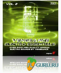 Vengeance Electro Essentials Vol. 2 - библиотека сэмплов, луп-сэмплов и басовых партий(Wave)