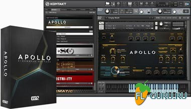 Vir2 Instruments Apollo Cinematic Guitars