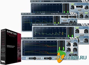 WaveArts Master Restoration VST DX RTAS 5.47