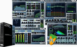 WaveArts Power Suite VST DX RTAS 5.4.9