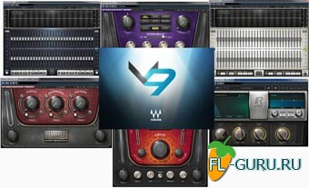 Waves All Plugins Bundle VST.VST3.RTAS v9r15 x86/x64