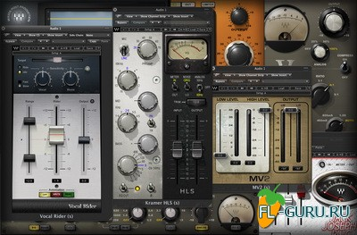Waves Complete 9r26 STANDALONE, VST, VST3, RTAS, AAX x86 x64 [18.03.2015]