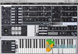 XILS-lab Synthix VST.RTAS 1.0.1 x86