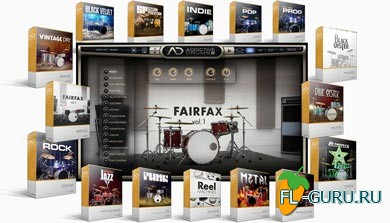 XLN Audio Addictive Drums 2 VST 2.0.7 x86/x64 Complete