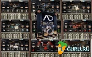 XLN Audio Addictive Drums VST 1.5.7 and Library Update x86/x64