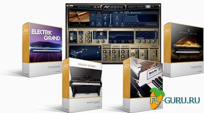 XLN Audio Addictive Keys VST 1.1.1 x86/x64 Complete