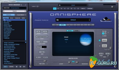 Spectrasonics - Omnisphere 2.0 Patch / KeyGen