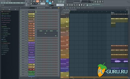 Image-Line - FL Studio 12.1.3 Producer Edition x86 x64 [08.2015, ENG]