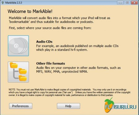 MarkAble 2.3.3 [2013, ENG]