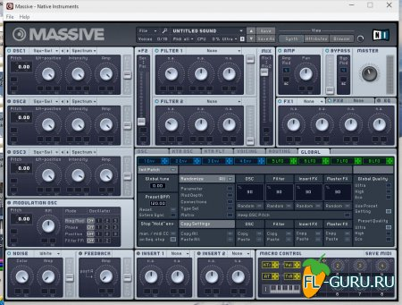 Native Instruments - Massive 1.5.0 STANDALONE,  x86 x64 [05.2015]