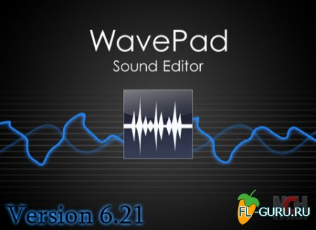 NCH Software - WavePad Sound Editor Master's Edition 6.21 x86 [2015, ENG]
