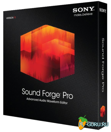 Sony - Sound Forge Pro 11.0 Build 299 x86 Repack [2015, ENG, RUS]