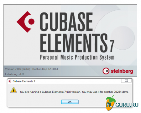 Steinberg - Cubase Elements 7.0.7 x86 x64 [2013, MULTILANG -RUS]