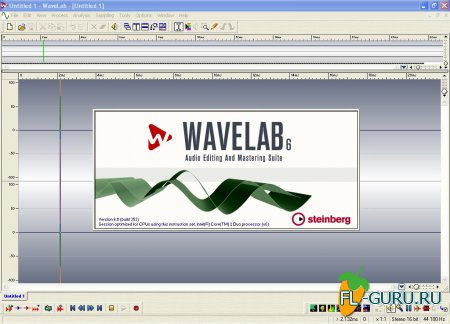 Steinberg - WaveLab 6.11 build 353 x86 REPACK [2009]