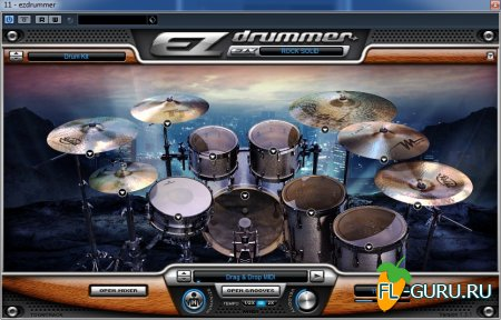 Toontrack - EZdrummer 2 + All Expansion