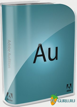 Adobe Audition CS6 5.0 Mac OS X v10 с кряком