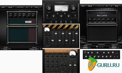 Audio Assault Plugins Pack VST, VST3, RTAS, AAX, AU x86/x64 WIN.MAC