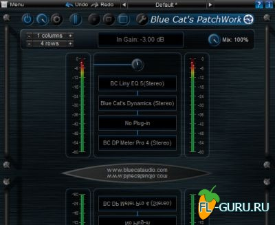 Blue Cat Audio - Blue Cat PatchWork 1.7.1 VST, RTAS, AAX, AU, DirectX WIN.OSX x86 x64 [07.2015]