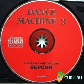 Dance Machine 3 (Top Of The Pops ) 3 01 x86 [1996, ENG + RUS]