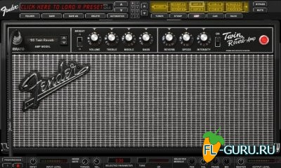 IK Multimedia - AmpliTube Fender 1.1 VST.RTAS [2009]
