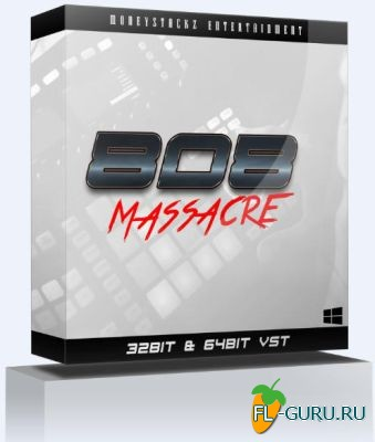 Moneystackz Entertainment - 808 Massacre VSTi x86 x64 [01.2015]