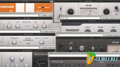 Native Instruments для WinXP VST x86 x64 [2012-2014]