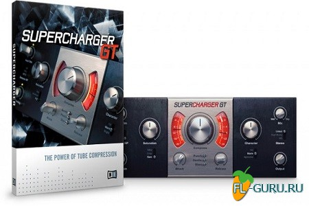 Native Instruments - Supercharger GT 1.1.3 VST, RTAS, AAX, AU x86 x64