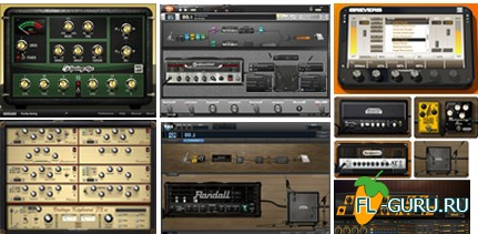 Overloud Plugins Pack STANDALONE, VST, RTAS, AU x86 x64, Win, OSX [01.2015]